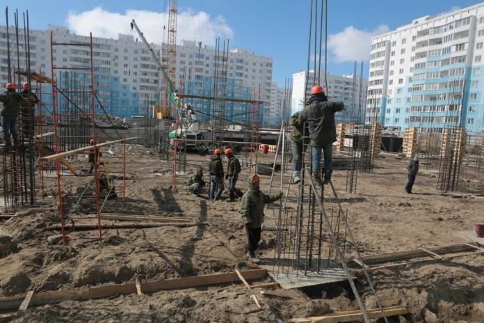 Миниатюра для: В новосибирском микрорайоне «Чистая Слобода» через полтора года появится школа