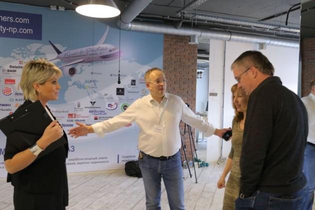Компания Nazarov & Partners торжественно открыла новое лофт-пространство в Новосибирске - Фото