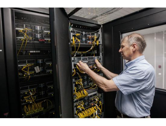 Миниатюра для: Производительность суперкомпьютера в Академгородке увеличена до 197 трлн операций в секунду