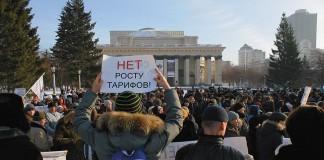 Почему парламентские партии заняли пассивную позицию в тарифной проблеме в Новосибирской области?