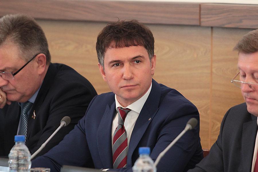 Новосибирские депутаты собрались