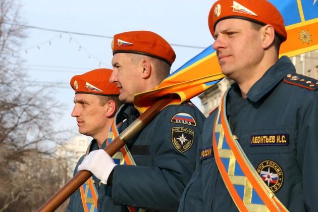 В Новосибирске прошла репетиция парада 9 мая