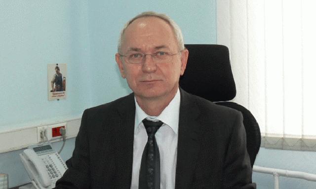 Юрий Парыгин