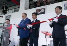 Торжественное открытие дилерского центра Mitsubishi