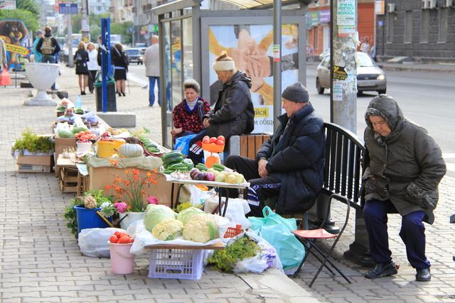 ВНовосибирске собираются увеличить штрафы занесанкционированную торговлю