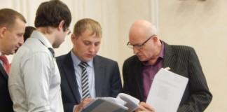Депутаты Совета депутатов Новосибирского района