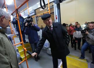 Первый модернизированный трамвай, собранный ООО «БКМ-Сибирь» выйдет на линии