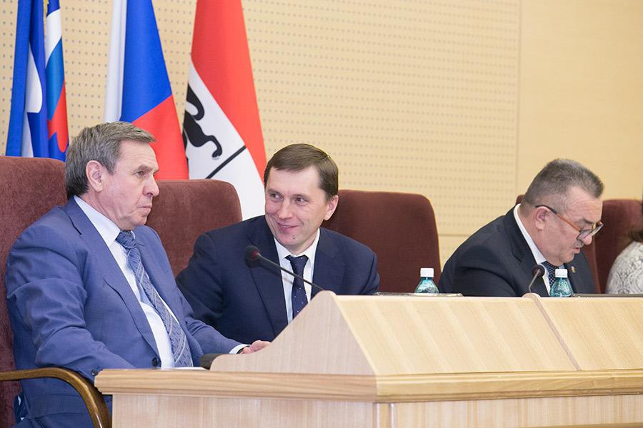 Владимир Городецкий, Виктор Игнатов и Валерий Ильенко