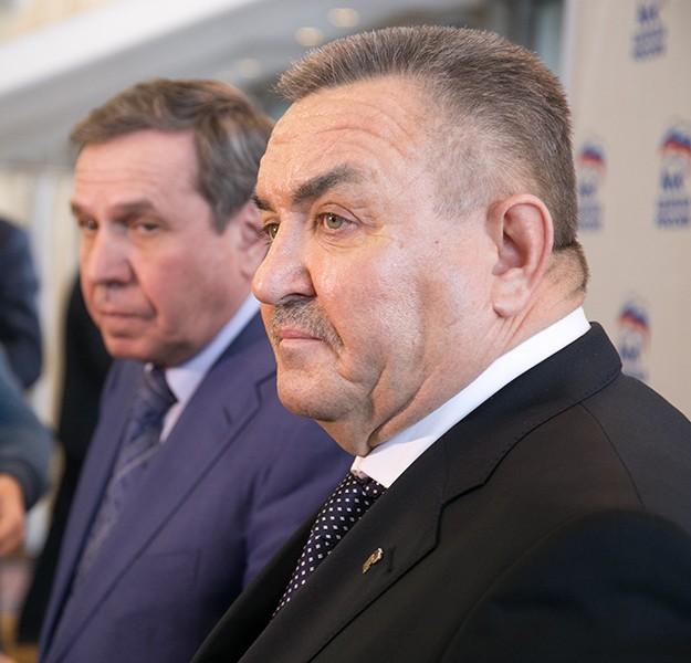 Валерий Ильенко, Владимир Городецкий (справа налево)