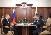 Бизнес-омбудсмен Борис Титов обратил внимание Президента РФ на проблемы красноярских предпринимателей