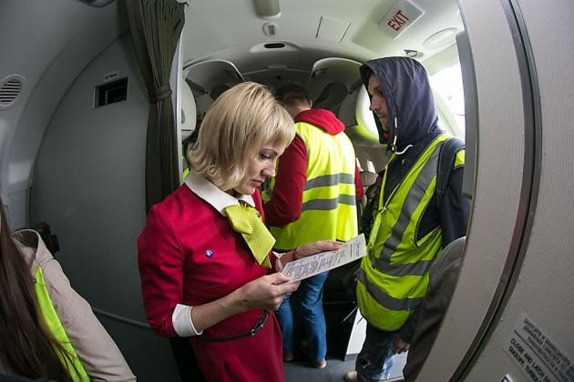 Семь лайнеров Embraer авиакомпании S7 будут базироваться в Толмачево