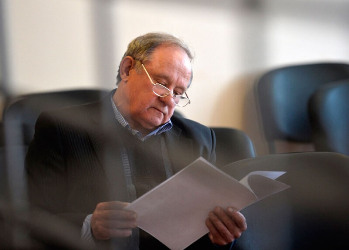Миниатюра для: Заседание по делу мэра Горно-Алтайска перенесли на 15 мая
