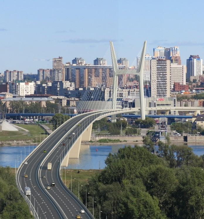 Миниатюра для: Правительство РФ пока не выделяло Новосибирской области деньги на строительство четвертого моста