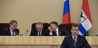 Профицит в бюджете Новосибирской области, на который указывают городские депутаты, — это иллюзия по уверениям региональных властей