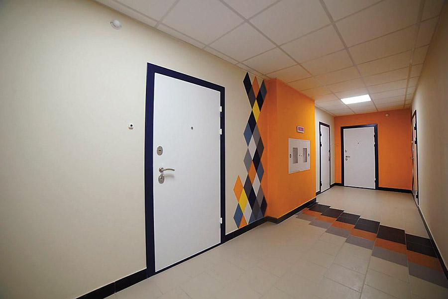 ЖК «Аксиома» — одна из уникальных новостроек, которую отличают не только яркий фасад и цветущий двор, но и продуманность каждой детали