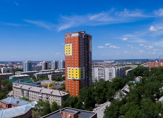 «Аксиома» — комфортное жилье на Левом берегу Новосибирска
