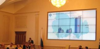 Губернатор НСО Владимир Городецкий выступил на заседании совета по инвестициям с ежегодным докладом об инвестклимате в регионе