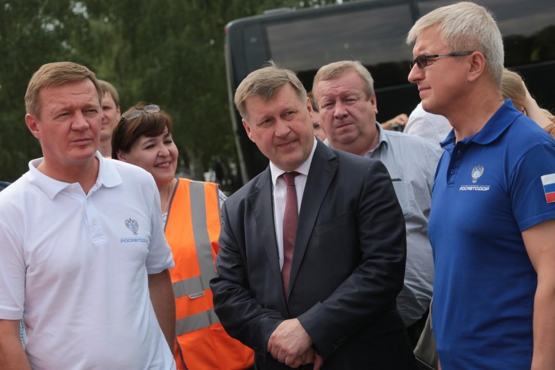 Кконцу будущего года больше половины дорог Новосибирской агломерации приведут кнормативам