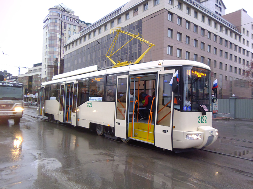 Модель БКМ-62103 хорошо известна новосибирцам