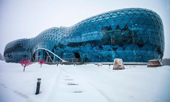 Биотехнопарк Кольцово Фото http://russiaindustrialpark.ru
