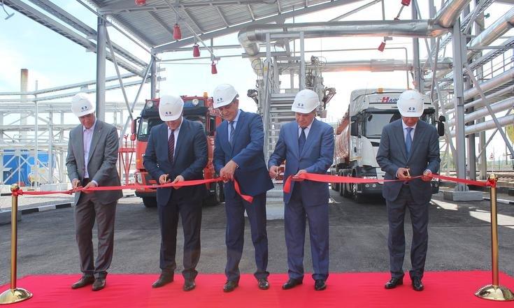Новосибирская компания будет поставлять битум вАлтайский край