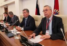 Бизнес-омбудсмен Алтайского края принял участие во II Форуме молодых предпринимателей Алтая