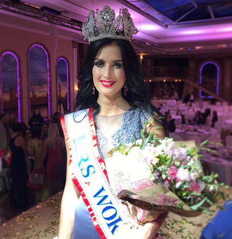Жительница Новосибирска стала «Миссис Российской Федерации Мира 2017»