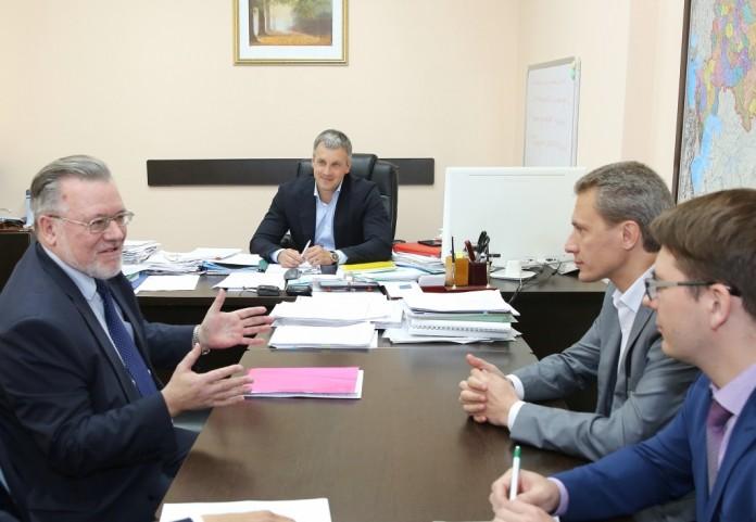 В Иркутской области обсудили перспективы внешнеэкономической деятельности региона