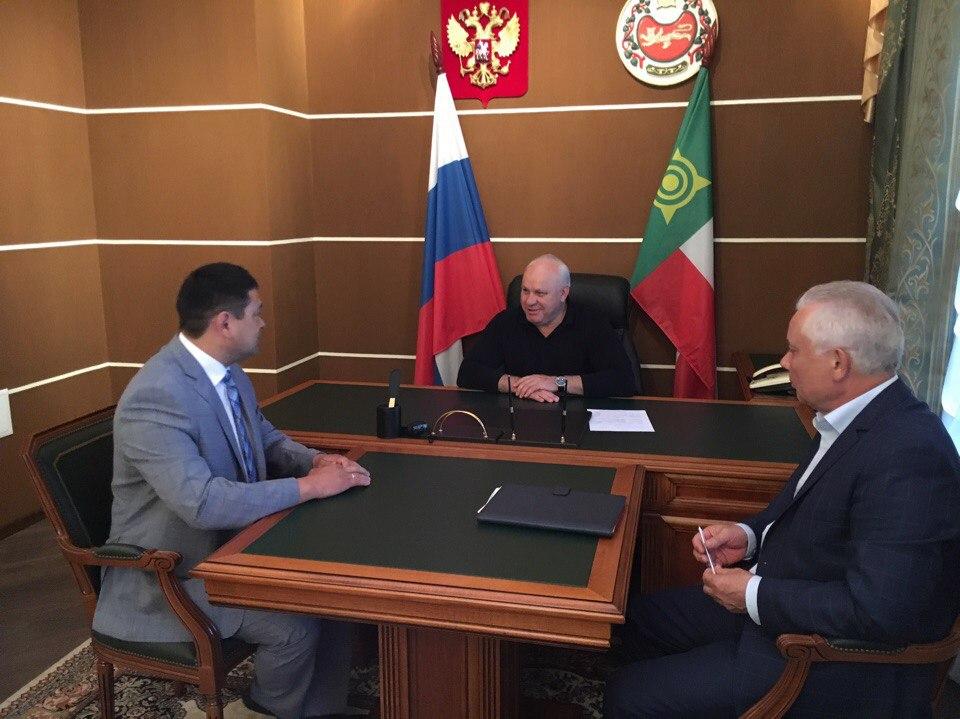 Руководитель Хакасии назначил нового министра спорта иминистра территориальной политики