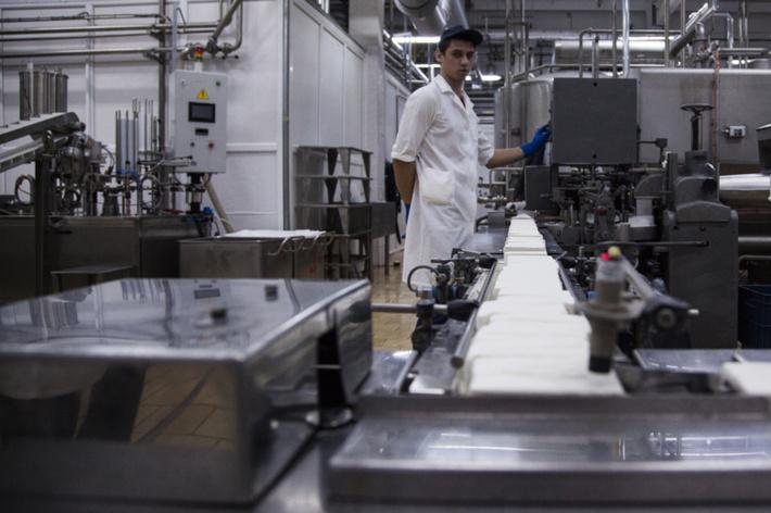 В Томской области выросло производство молочной продукции и нефтепродуктов