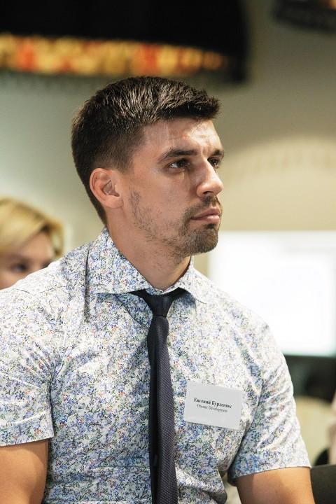 Евгений Бурденюк, председатель союза предпринимателей Калининского района Новосибирска, генеральный директор ГК«Отелит Development»