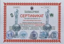 ОАО «Новосибирскэнергосбыт» получило награду «За успешное развитие бизнеса в Сибири»