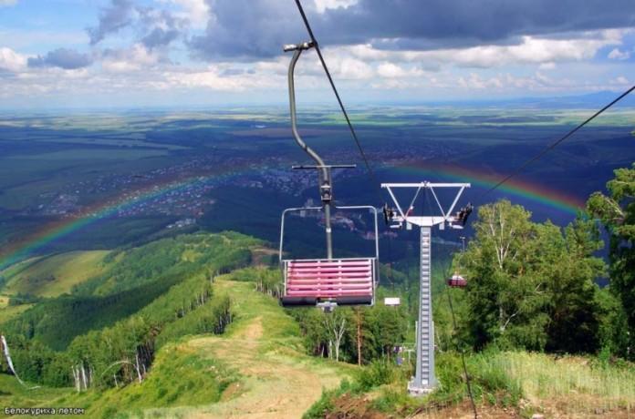 Миниатюра для: Курортный сбор в Алтайском крае будут взимать не на всей территории