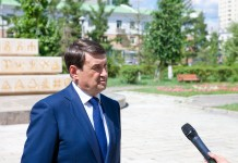 Игорь Левитин в Бурятии