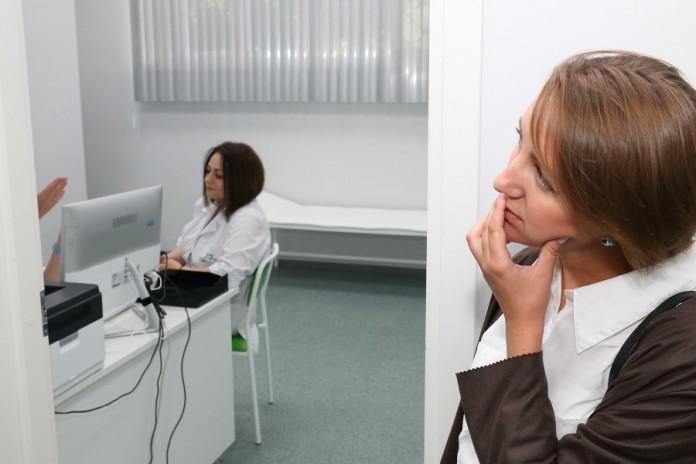Миниатюра для: Новосибирская область получила федеральную премию за проект строительства поликлиник