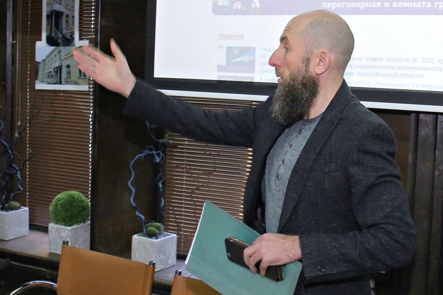 Гендиректор Новосибирского академического театра Кехман выходит издекретного отпуска