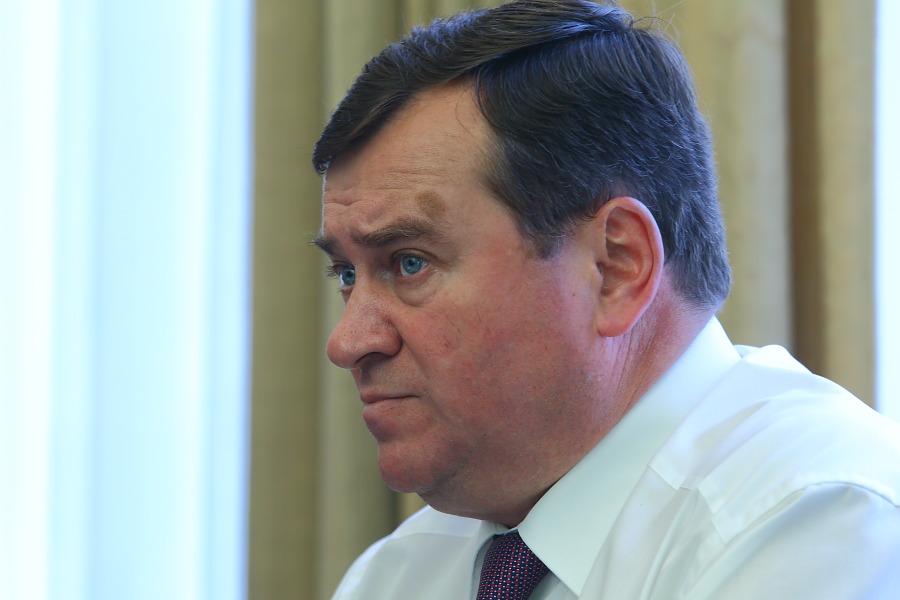 Александр Титков Фото Михаила Перикова