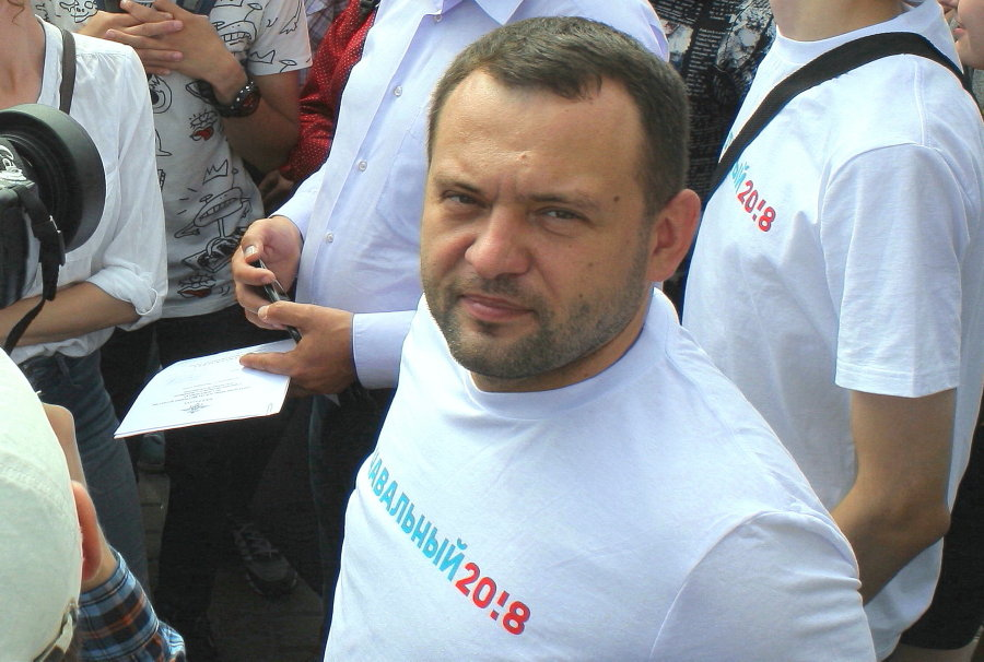 Сергей Бойко Фото Михаила Перикова