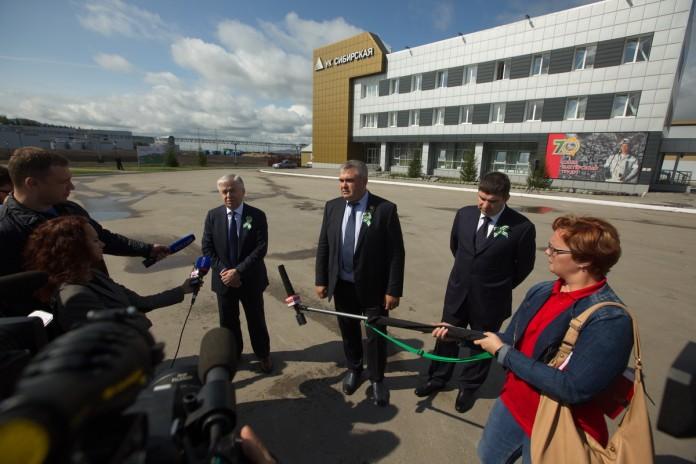 Миниатюра для: Ко Дню шахтера в Кузбассе открыли новую шахту
