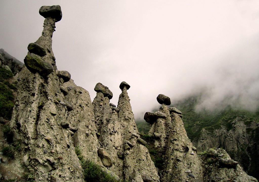 Геостанция ТГУ «Актру» будет частью первого в Российской Федерации геопарка