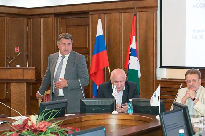 Новосибирские власти и банки помогут ОПК региона