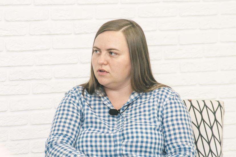Основатель сети «Академия Кофе» Татьяна Павлова. Фото Александра Аксенова