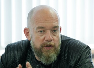 Шеф-дизайнер ГК «Обувь России» Томас Франк