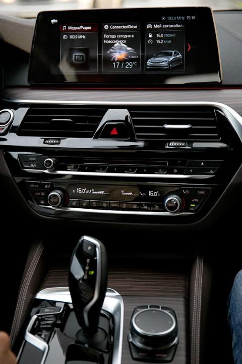 Тест-драйв BMW 5-й серии 530d xDrive