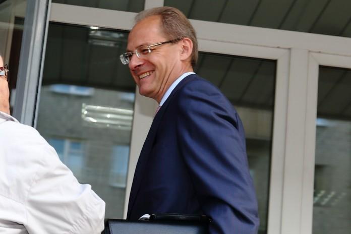 Миниатюра для: Гособвинение считает доказанной вину экс-губернатора Новосибирской области Василия Юрченко