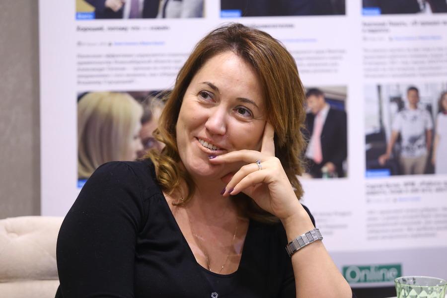 Ресторанный консультант, основатель ресторана «Библиотека» Наталья Ильина