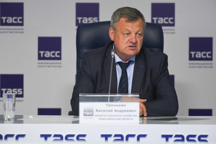 Миниатюра для: В половине районов Новосибирской области завершили инвентаризацию земель