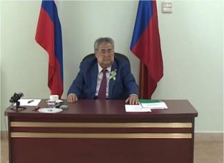 Скриншот из видео, размещенном на сайте администрации Кемеровской области