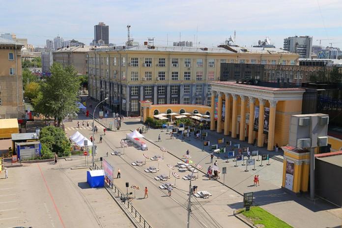 Миниатюра для: Владимир Городецкий поделился своим видением пешеходной зоны на улице Ленина