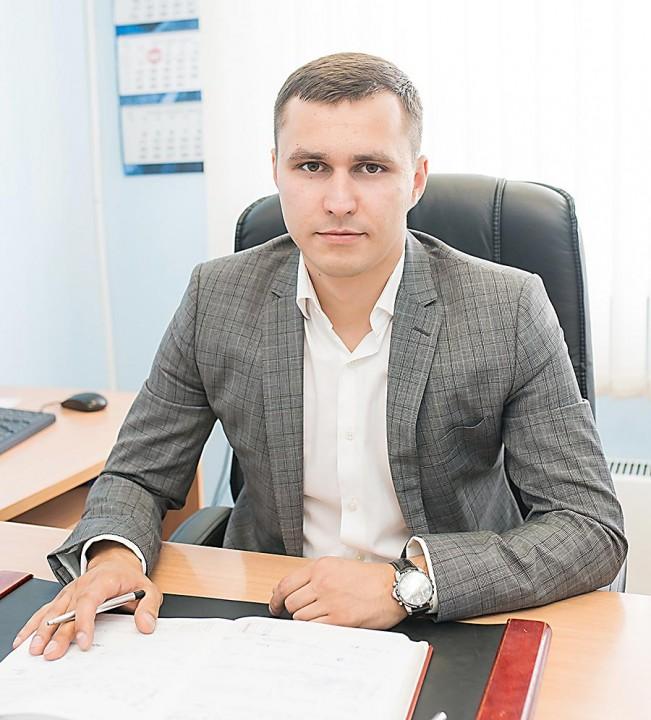Руководитель новосибирского филиала компании «Балтийский лизинг» Кирилл Утюпин